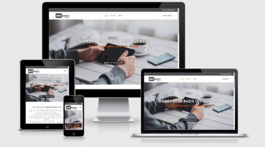 budgetwebsite wordpress basis