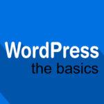 AAN DE SLAG MET WORDPRESS – THE BASICS